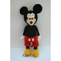 Háčkovaný myšák