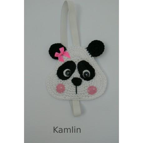 Návod na záložku - panda