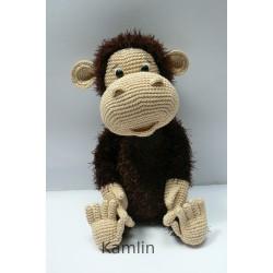 Háčkovaný šimpanz