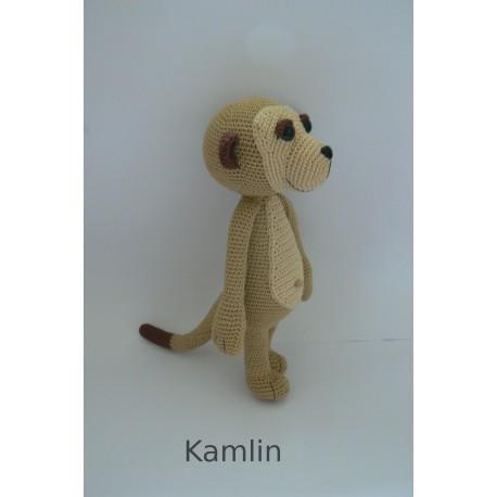 Háčkovaná surikatka Katka